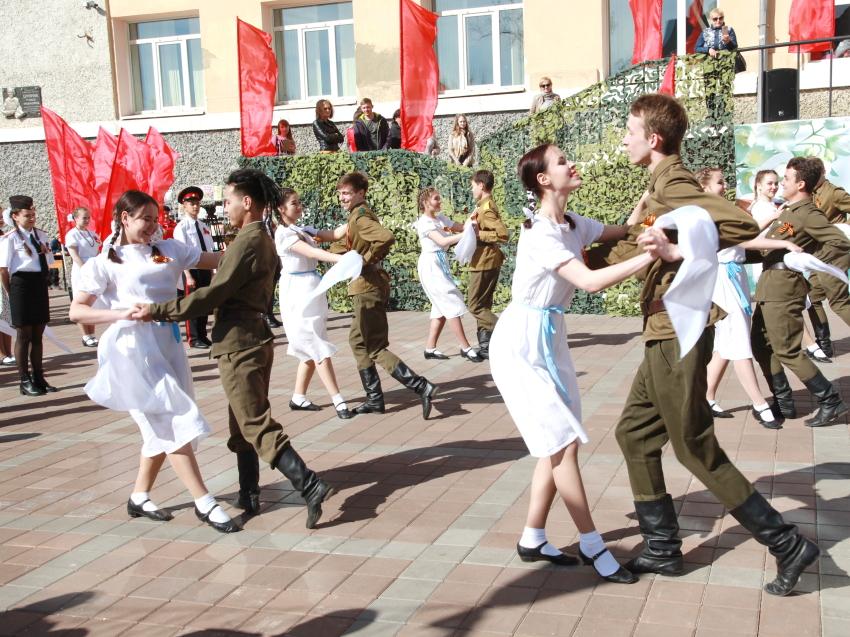 Опубликована программа празднования 75 годовщины Победы в Чите