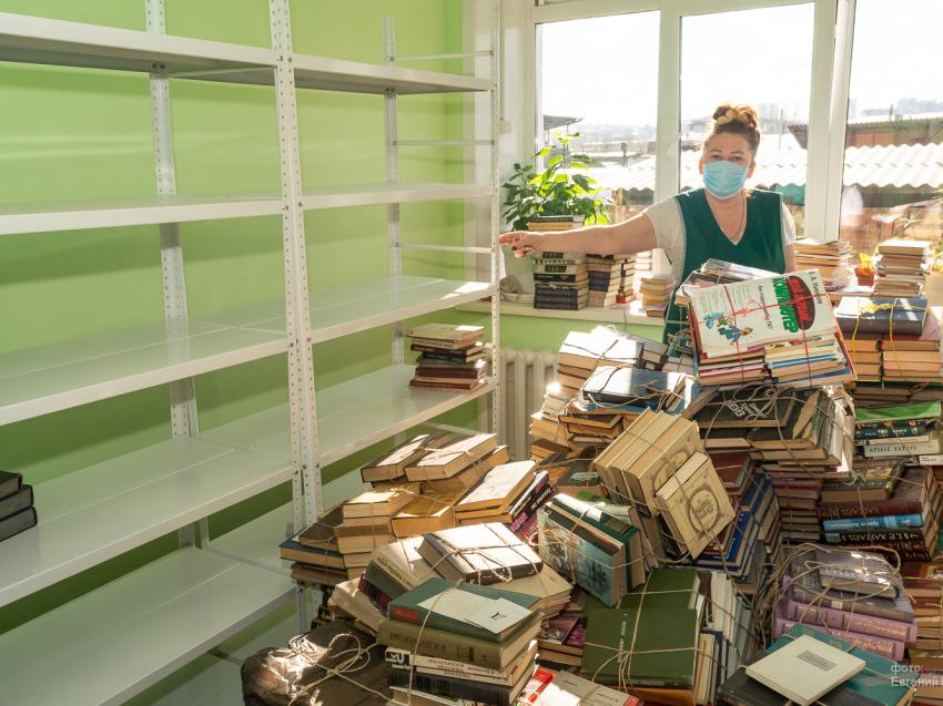 И к селу и к городу — Чита и Малета обзаведутся модельными библиотеками