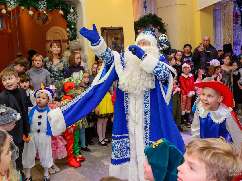 «Едет Дед Мороз»: онлайн-проект Минкультуры Забайкалья посмотрели свыше 50 тысяч раз