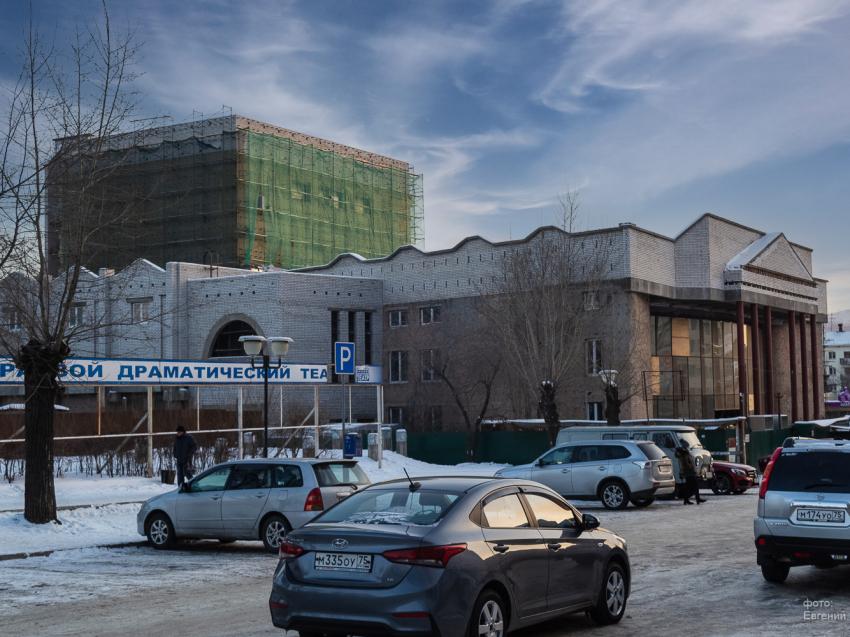 Драмтеатр после реконструкции станет самым современным объектом культуры Забайкалья - Ирина Левкович