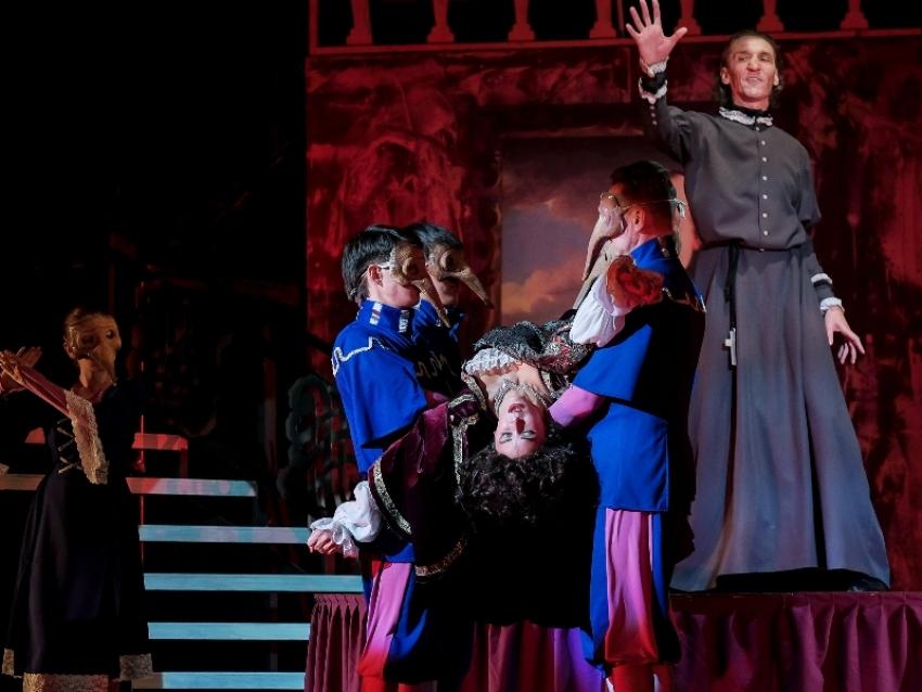 Забайкальский драмтеатр вошел в федеральную программу «Большие гастроли»