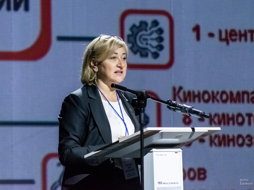 Ирина Левкович анонсировала создание единого портала культуры и искусства Забайкалья