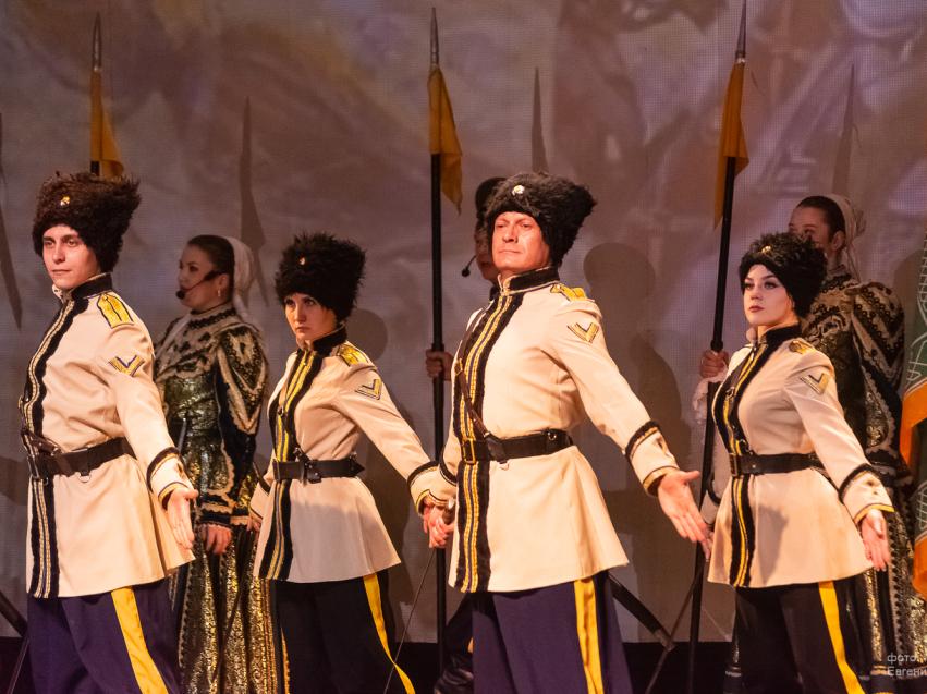 В Забайкалье появится региональный центр казачьей культуры