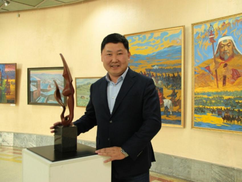 Скульптуру Жигжита Баясхаланова получит обладатель гран-при фестиваля «Даурия» в Чите
