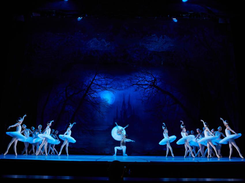 Балетная труппа Бурятского театра оперы и балета выступит в Чите