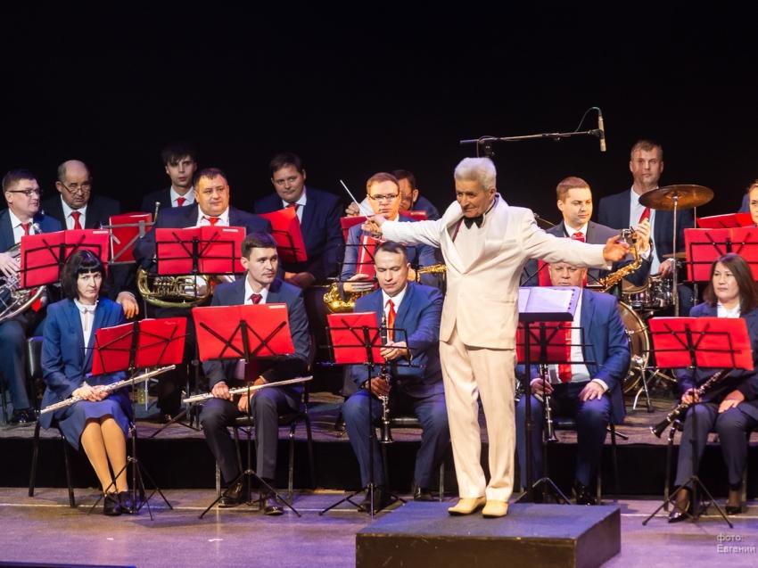Муниципальный оркестр Читы отмечен высокой наградой всероссийского фестиваля духового и инструментального исполнительства