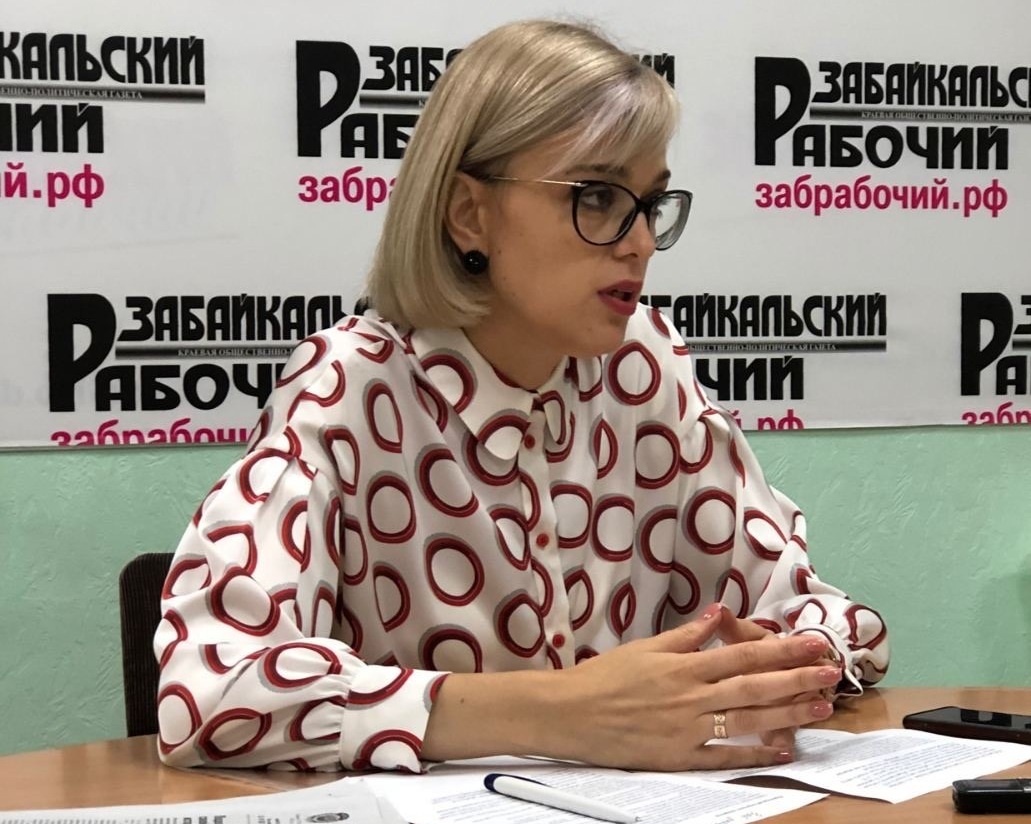 «На тысячу меньше»: Виктория Бессонова в интервью газете «Забайкальский рабочий»