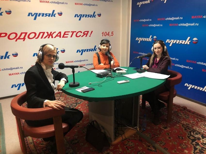 Виктория Бессонова стала гостем шоу «До полудня» на радио «Маяк»