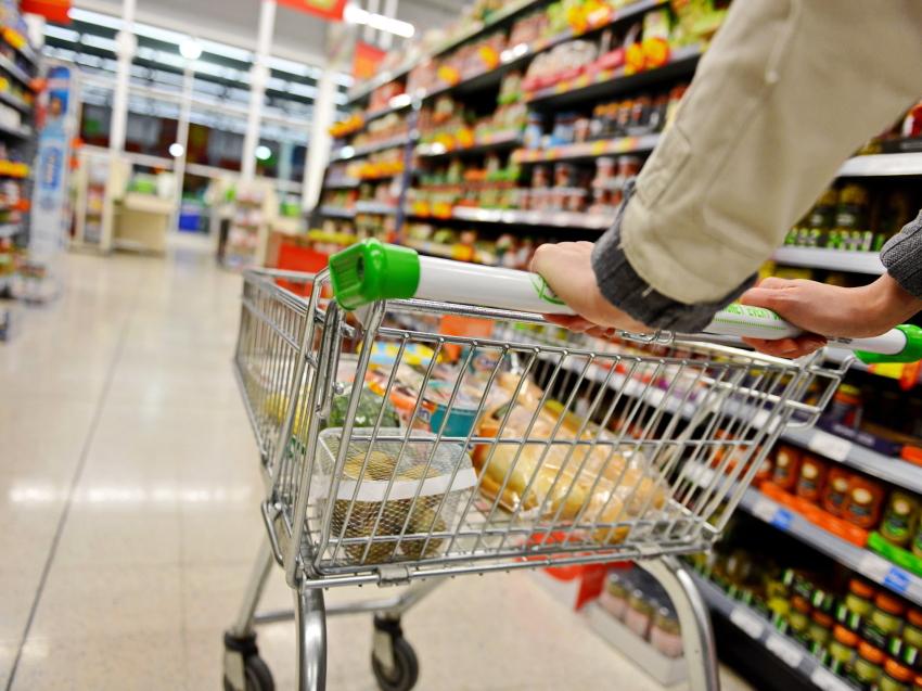 Информация о средних ценах на продукты питания  по состоянию на 23 июня 2020 года