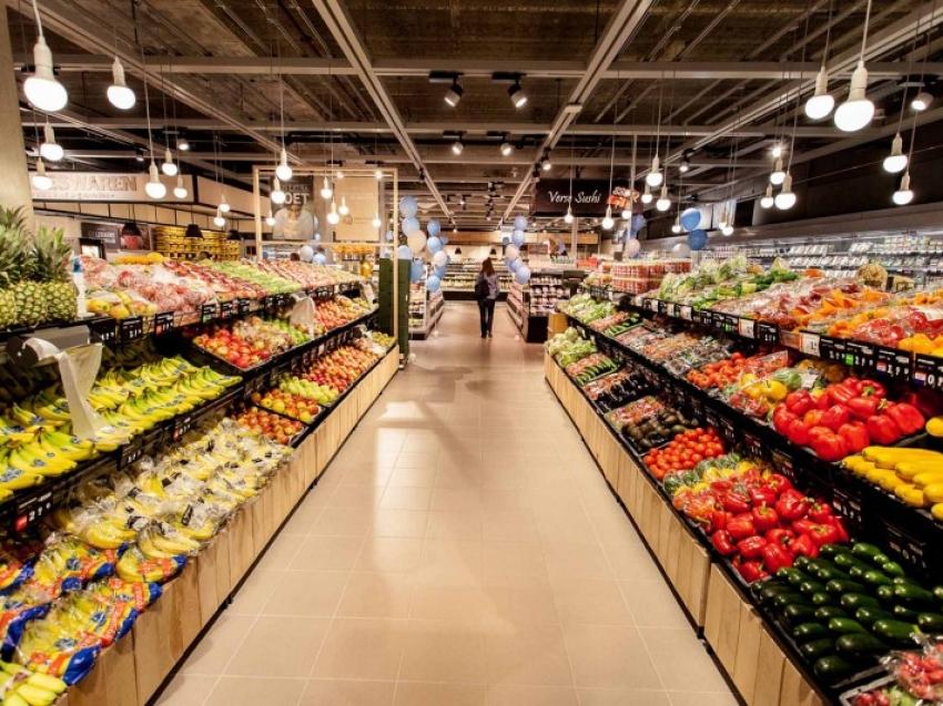 Информация о средних ценах на продукты питания по состоянию на 8 июня 2021 года