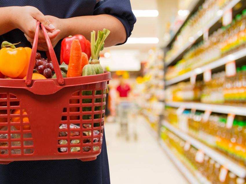 Информация о средних ценах на продукты питания  по состоянию на 6 июля 2021 года