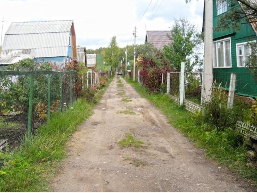 Информация для членов садоводческих товариществ, расположенных  в границах города