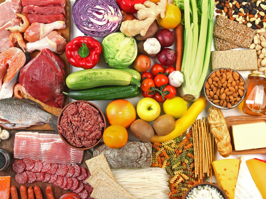 Информация о средних ценах на продукты питания по состоянию на 31 августа 2021 года