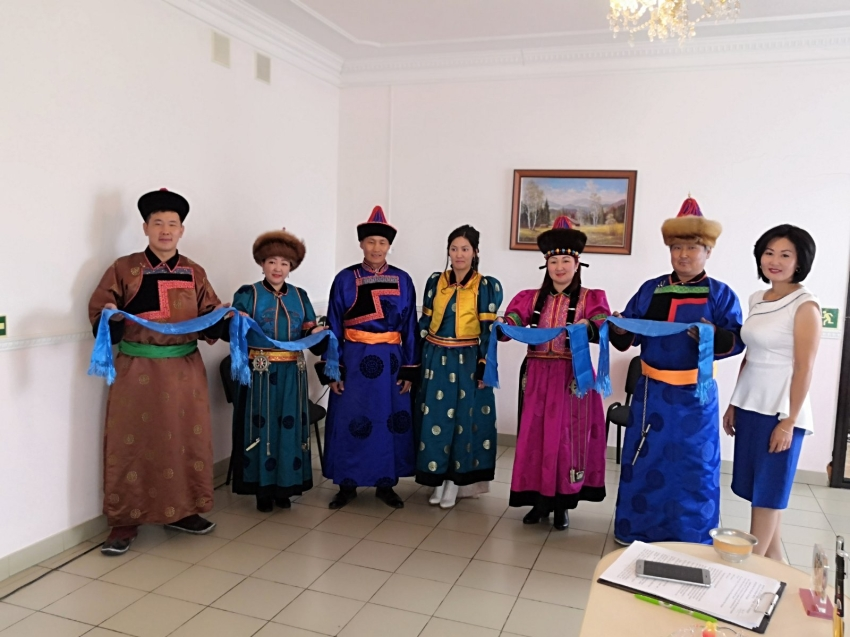 Свадьба по национальным традициям