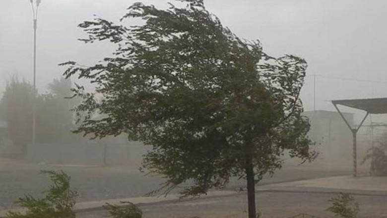 Штормовое предупреждение объявлено в Забайкалье 3 и 4 апреля
