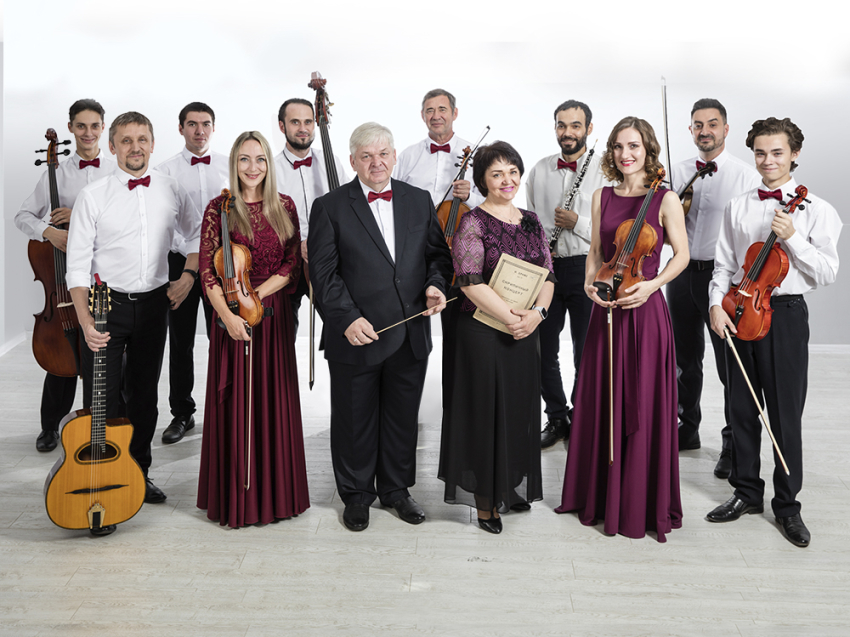 Первый концерт государственного камерного ансамбля краевой филармонии состоится в октябре