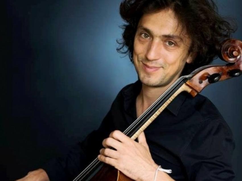 Известный виолончелист даст единственный концерт в Чите