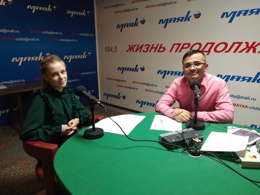 «Буду участвовать в «Цифровом забеге». Алёна Невидимова рассказала, как Забайкальский край готовиться к переходу на цифровое телевидение