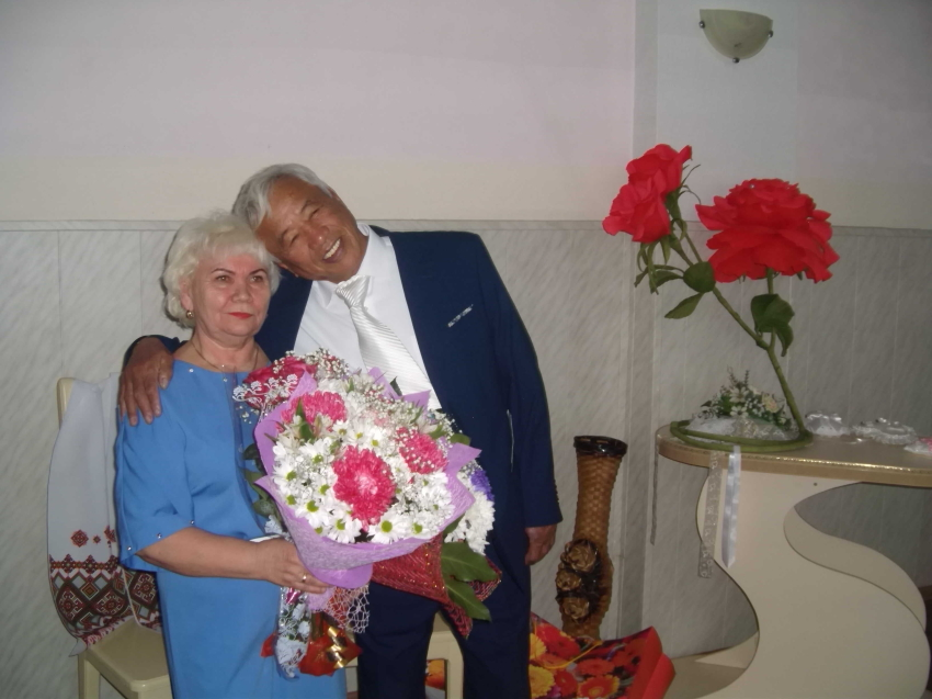 Золотая свадьба в Могоче