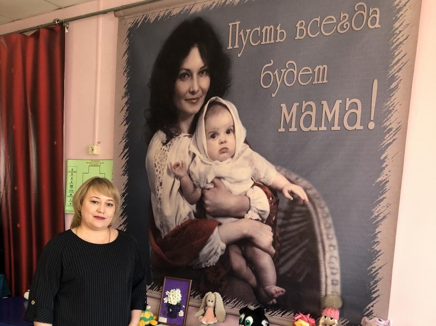 День Матери в районах края