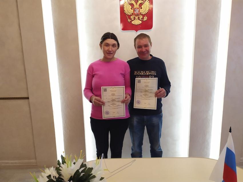 Первые двойняшки родились в Приаргунском районе с начала года