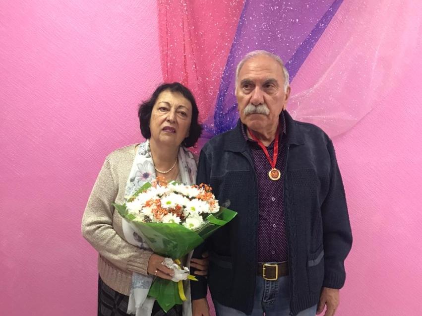 95 лет вместе – Каларском районе отпраздновали два юбилея
